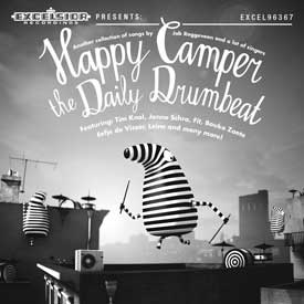 HAPPY CAMPER – THE DAILY DRUMBEAT